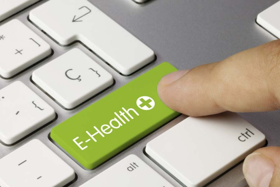 "IQusion IT, a member of the Association ""IT Ukraine"", became a participant in the presentation of the ""E-Health"" project."